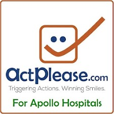 ActPlease for Apollo Hospitals