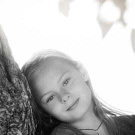 Single digits ... lovely 8 year old by Kellie Jones - Babies & Children Children Candids