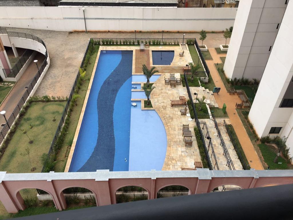 [Apartamento residencial à venda, Ponte de São João, Jundiaí.]
