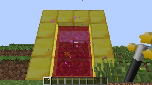 Portal Teletransport Minecraft APK