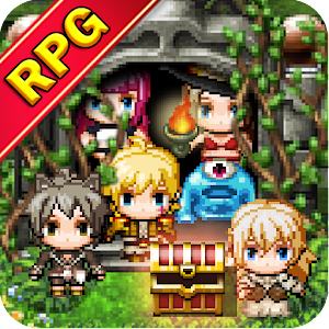 Old school style classic role-playing game APK Icon