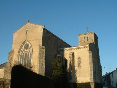 photo de Eglise de St Mesmin