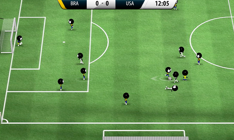 Stickman Soccer 2016 Screenshot 9
