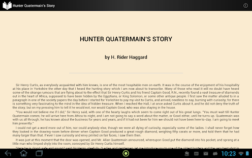 Hunter Quatermain's Story - screenshot