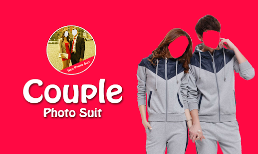 Couple Photo Suit - screenshot