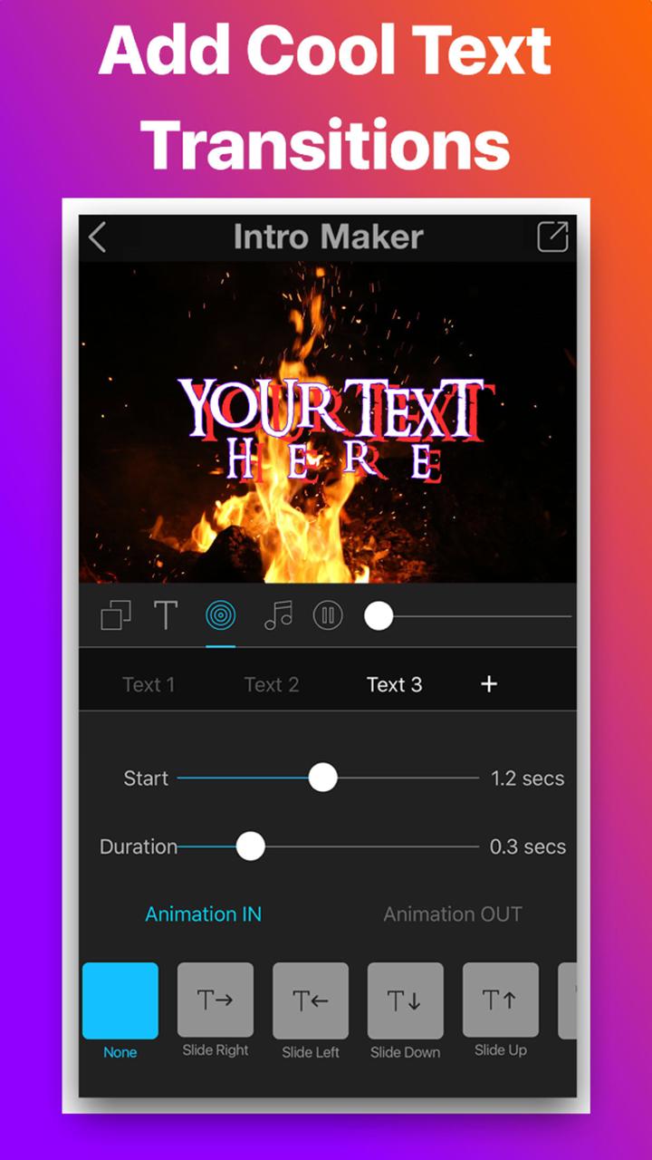 Intro Movie Vlog Trailer Maker For Music & Youtube Screenshot 0