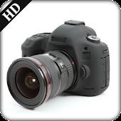 App DSLR HD Professional Camera APK for Kindle