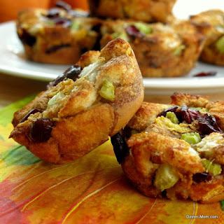 Stuffing Muffins with Apple, Cranberry, Onions & More