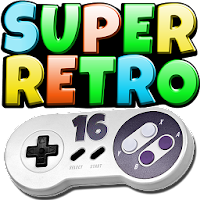 SuperRetro16  SNES Emulator  pour PC (Windows / Mac)