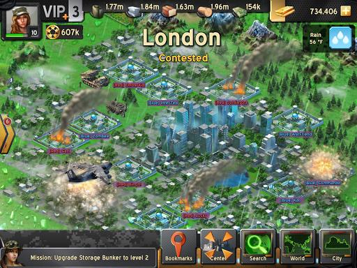 Commanders screenshot 7