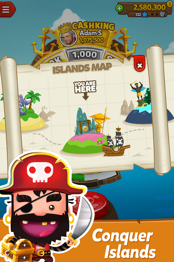 Pirate Kings Screenshot 4