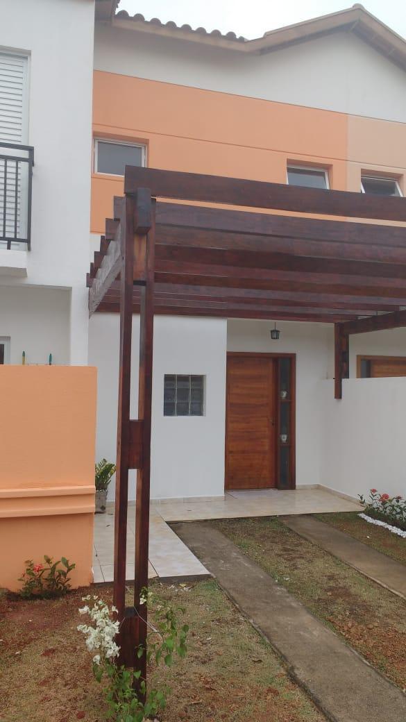 Casa de 98 m2 com 3 dormitórios 1 suite à venda  por R$ 330.000 - Jardim Bela Vista - Indaiatuba/SP