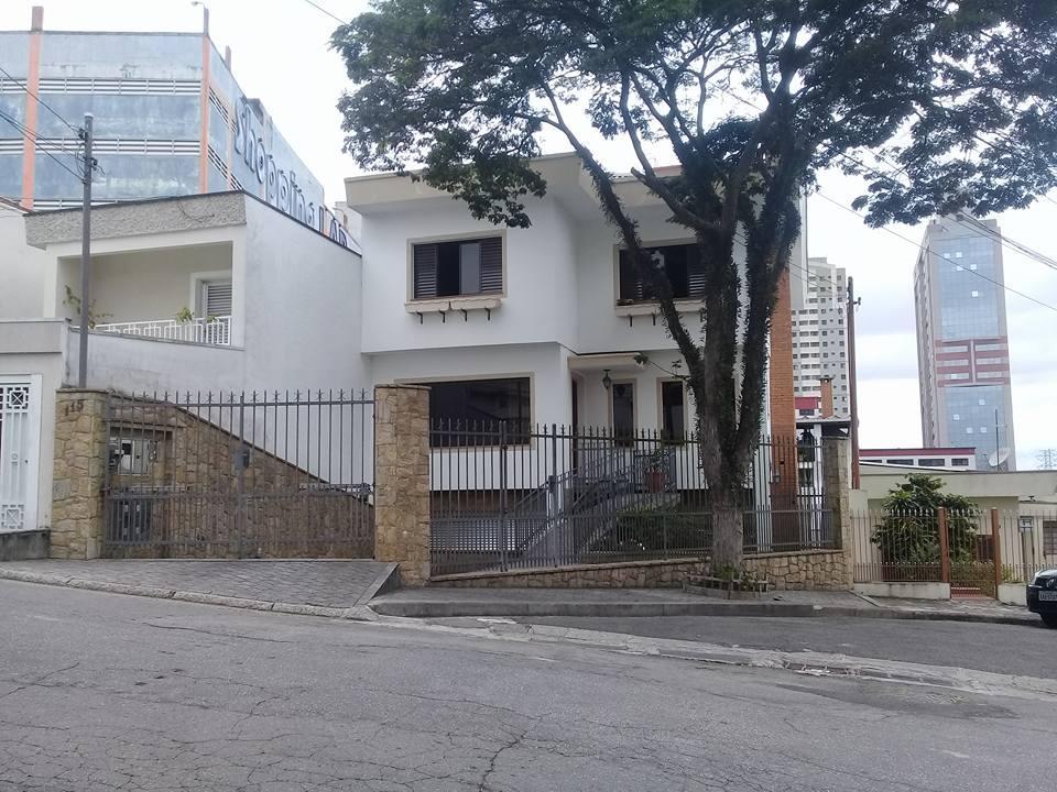 Sobrado Vila Pinheirinho Santo André