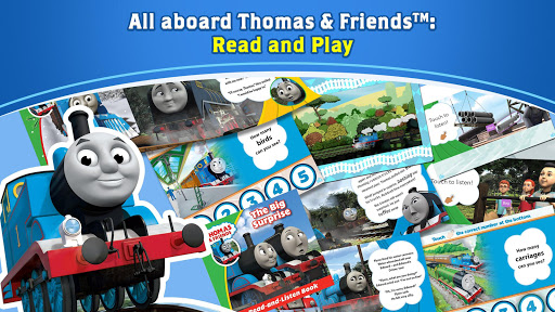 Thomas & Friends™: Read & Play For PC