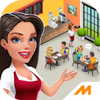 My Cafe: Recipes amp Stories  World Cooking Game on PC / Windows 7.8.10 & MAC