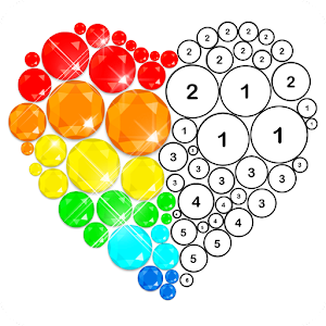 No.Diamond –Colors by Number New App on Andriod - Use on PC