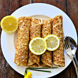 Pancake Day by Heather Aplin - Food & Drink Plated Food (  )