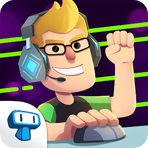 League of Gamers - Be an E-Sports Legend! For PC (Windows & MAC)