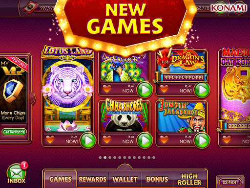 my KONAMI Slots - Free Vegas Casino Slot Machines screenshot 6