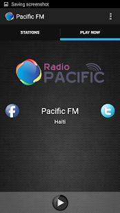 Pacific FM - screenshot