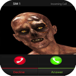 Ghost Calling Scary Call Prank - screenshot