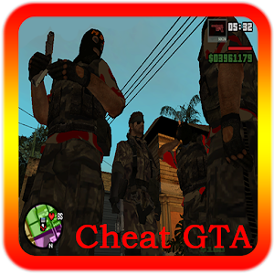 Tips Cheats GTA San Andreas for PC-Windows 7,8,10 and Mac
