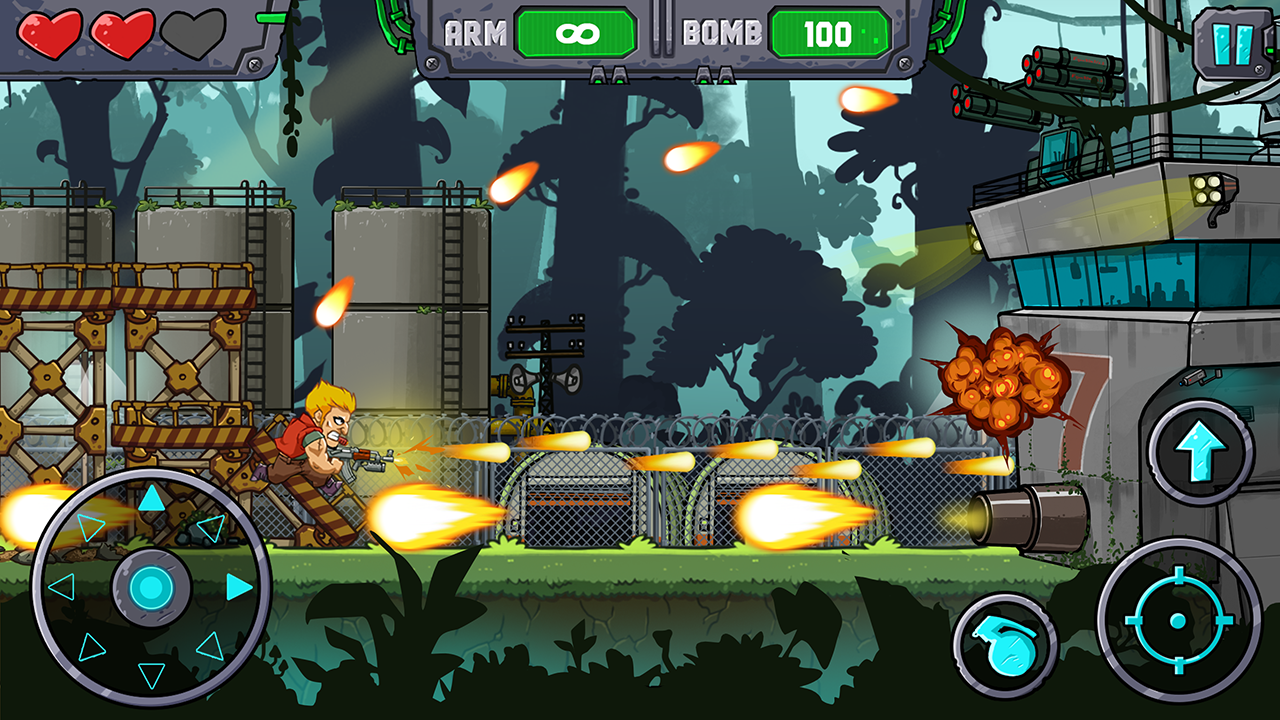 Metal Shooter Screenshot 6