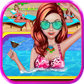 Summer Girl - Crazy Pool Party APK for Bluestacks