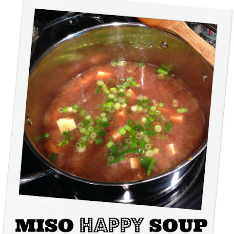 Food Babe's Miso Happy Soup