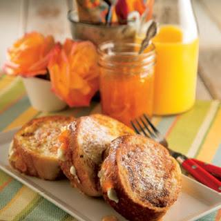 Peaches and Cream French Toast