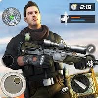 Frontline Combat Sniper Strike: Modern FPS hunter on PC / Windows 7.8.10 & MAC