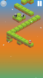 Jumping Men - screenshot