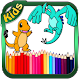 Coloring Book for PokeMonster