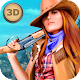 Cowboy Red Death Prevention Western Shooter