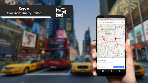 Maps GPS Navigation Route Directions Location Live For PC