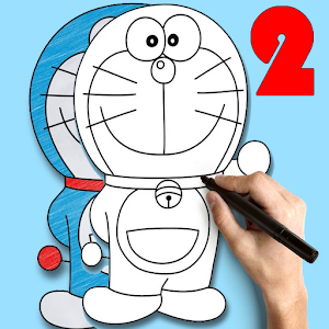 How to draw Doraemon 2 For PC
