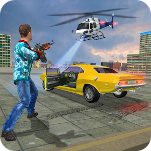 Crime Car Street Driver: Gangster Games 1.0