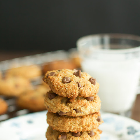 Almond Flour Chocolate Chip Cookies Against All Grain
