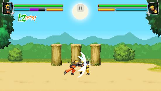 Game Shinobi War: Reborn apk for kindle fire