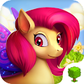APK Game Fairy Farm - Games for Girls for BB, BlackBerry