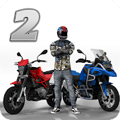 Moto Traffic Race 2 Icon
