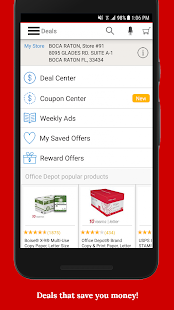Office Depot®- Rewards & Deals on Office Supplies- screenshot thumbnail