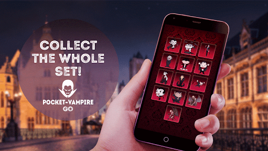 Pocket vampire Go - screenshot