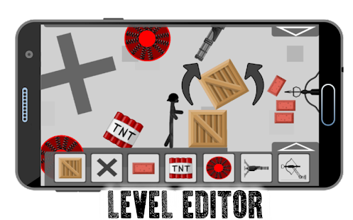 Stickman Destruction EDITOR for pc