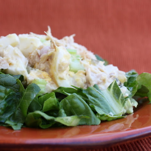 Chicken Salad with Sweet Dill Relish