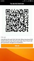 Screenshot of SHB Mobile Banking