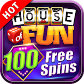 House of Fun Slots Casino - Free 777 Vegas Games icon