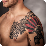 Stylish Tattoo My Photo Editor Icon