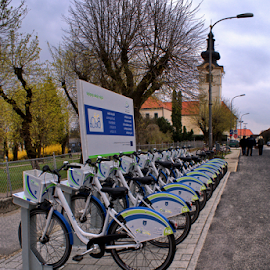 Koprivnica, city bike by Branka Radmanić - Transportation Bicycles