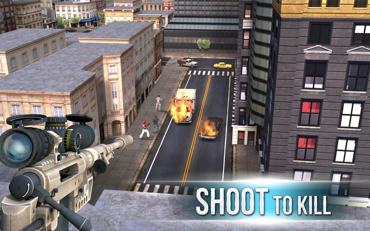 Death Sniper Commando Screenshot 9